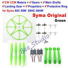 Green Crash Pack Kit Replacement Parts For Syma X8C X8W X8HC X8HW RC Quadcopter