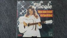 Nicole - M'n Eigen Vrijheid 7'' Single SUNG IN DUTCH