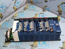 TOYODA TOYOPUC THR-2766 BASE W/ THU-2765 & 8 MODULES*NO PWR SUP* DAMAGED#18