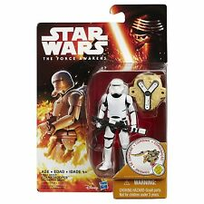 Star Wars The Force Awakens Flametrooper Desert Mission Figure 3.75 Inch