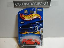2003 Hot Wheels #36 Red Enzo Ferrari w/PR5 Spoke Wheels