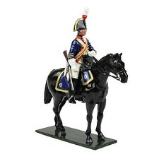 W Britain 47047 British Horse Guards Blues Trooper 1795 54mm Regiments Soldier