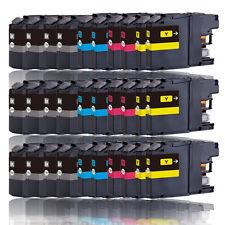 30x Druckerpatronen kompatibel für Brother MFC-J 4625 DW XXL mit Chip