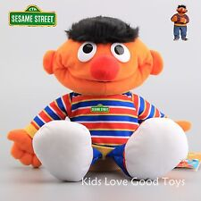 Sesame Street Plush Boy Ernie Hand Puppet Play Games Doll Toy Puppets New 2016
