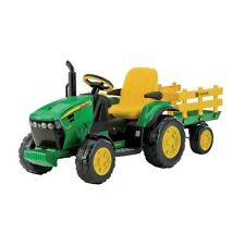ride-on toy electric tractor 12V John Deere Ground Force IGOR0047 Peg Perego