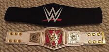 Raw Women's Championship Mini Replica Title Belt WWE WWF NXT Bayley Sasha Banks