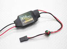 Small, Lightweight 12V 4.5A UBEC 2-5S Lipoly (7.2-21v) UK FPV