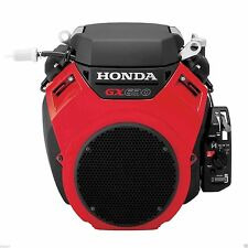 New Honda GX630RHQZB3 V-Twin Engine, 20.3 Net HP, 17A Charge, 78 X 72 MM