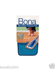 1 Bona Microfiber Floor Mop CLEANING Pad #AX0003053  NEW!