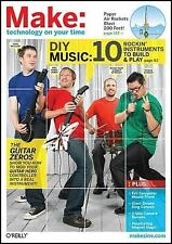 Make Technology on Your Time: DIY Music Vol. 15 : 10 Rocking Instruments to...