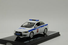 RARE !! Mitsubishi Lancer Russian Moscow Police Vitesse 29257 1/43