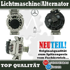 MERCEDES BENZ W202 S202 LICHTMASCHINE ALTERNATOR 90A NEW NEU !!!
