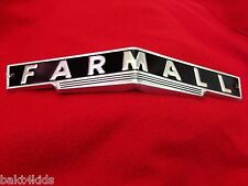 Front Emblem for FARMAL TRACTOR fits models MD, M, H, HV, MV, MDV