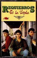 REQUIEBROS - Es La Copla - SPAIN CASSETTE Jazmin 1995 - Niña De Los Ojos Verdes