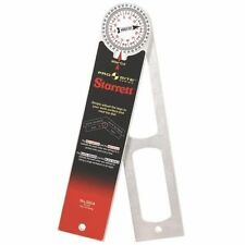 Starrett 505A-12 ProSite Protractor Made In USA CONSTRUCTION  PRO-TOOL