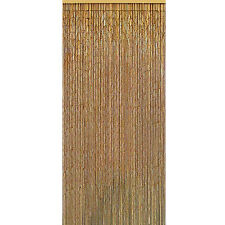Natural Bamboo Beaded Curtain (Vietnam)