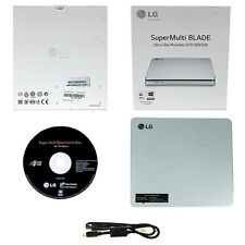 LG AP70NS50 External Portable Slim Slot-Loaded 8x CD DVD RW USB2.0 Burner PC/MAC