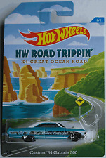 "Hot Wheels Road Trippin´ - ´64 Ford Galaxie 500 Custom ""K4 Great Ocean Road"" OVP"