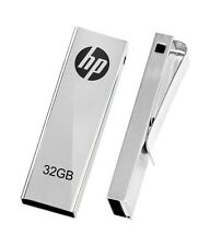 Pen Drive Metal Body HP 32 GB V210W USB 2.0 for Data Travel Laptop Desktop Phone