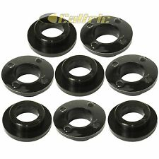 FRONT SUSPENSION SHOCK ABSORBER BUSHINGS Fits ARCTIC CAT 375 2X4 4X4 AUTO 2002