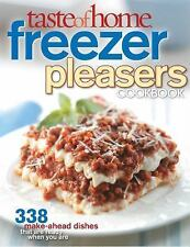 Freezer Pleasers Cookbook : 338 Make-Ahead Dishes That Are Ready When You Are...