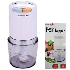 New Electric Multi Food Chopper Blender Mini Kitchen Food Processor Bowl Sale