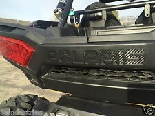 Polaris RZR 1000 / XP1K / XP1000 - Black Carbon Fiber Inlay Decals FULL SET