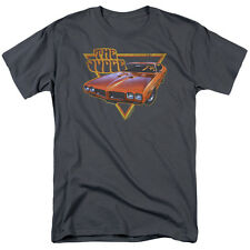 Retro PONTIAC GTO JUDGE Adult Men's Classic Fit Shirt (Size Small - 3XL)