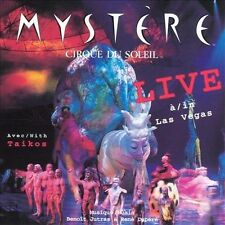 Audio CD Cirque du Soleil: Mystere Live a/in Las Vegas   VeryGood