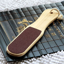The New Random Color Double-sided Foot File Tools Dead Skin Callus Remover