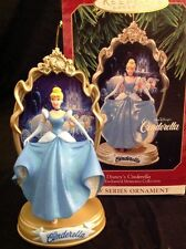 Hallmark Disney Cinderella Series Ornament Christmas Princess Decoration