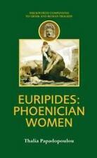 Euripides: Phoenician Women (Bristol Classical Press Greek Texts), European, Gen