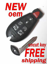 NEW OEM 2014 CHRYSLER TOWN & COUNTRY 30TH ANNIVERSARY KEYLESS REMOTE FOBIK