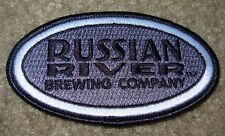 RUSSIAN RIVER BREWING CO Gray Pliny The Elder PATCH label craft beer brewery