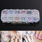 3600X Nail Art Transfer Stickers 3D Design Manicure Tips Decal Personality Nice