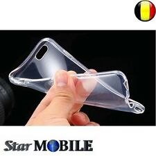 HTC ONE MINI M4 COQUE CASE ETUIS TRANSPARENT CLEAR TPU SILICONE GEL SOUPLE