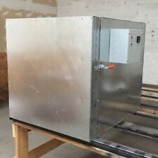 New Powder Coating Batch Oven! 3x3x3