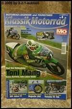 Klassik Motorrad 4/07 Bimota HB1 Yamaha TX 750 T. Mang