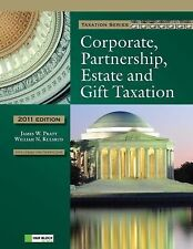 2011 Corporate, Partnership, Estate and Gift Taxation (with H&R BLOCK At Home? T