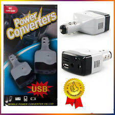 NP15- Quality Car Converter DC to AC power Inverter USB Port 12v DC to AC 220 V