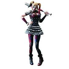 DC Comics Batman Arkham Knight Play Arts Kai Harley Quinn Action Figure