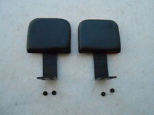 Wheelchair lateral , body or back support pair