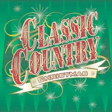 Classic Country Christmas [Time Life] by Various Artists (CD, Sep-2003)