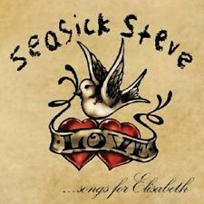 "SEASICK STEVE ""SONGS FOR ELISABETH"" CD NEU"