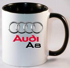 AUDI A8  CAR ART MUG GIFT CUP
