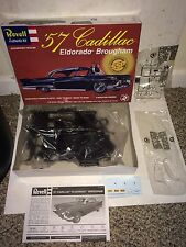 8 Vintage Parts Pack,57 Cadillac,Ford,Chevy,Aluma-Coupe,65 Lincoln Model Kits