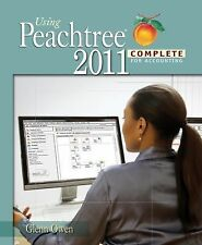 Using Peachtree Complete 2011 for Accounting (with Data File and Accounting CD)