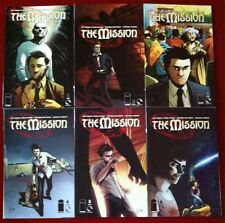 The Mission (2011) #1-6 - Comic Books - Image Comics