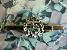 South Wales Borderers Tie Clip / Bar / Slide SWB