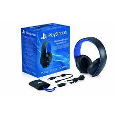 PLAYSTATION 4 ORIGINALE SONY 2.0 Wireless Stereo Headset 7.1 ps4 ps3 PS VITA NUOVO